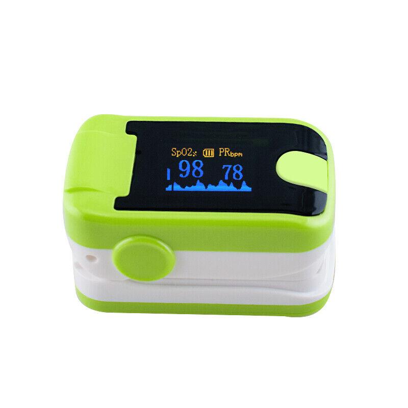 Fingertip Pulse Oximeter With Audio Alarm+Pulse Sound Spo2 Monitor CE & FDA