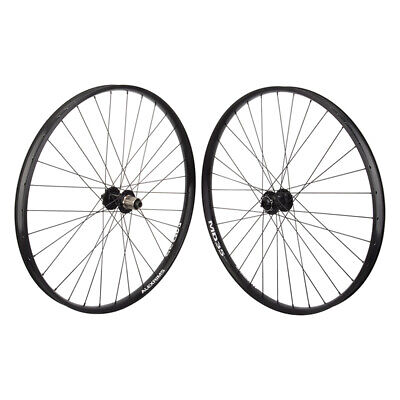 Fastener quick release black 100-110mm wheel hub rim mtb velo vtc city road