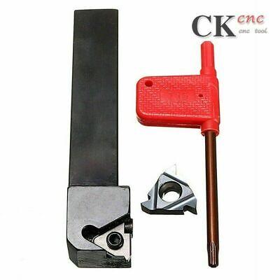 Ser1616h16 Holder Cnc Lathe Threading Tool 1pc 16er Ag60 H01 Cnc Carbide Insert