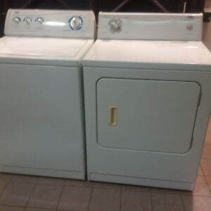 LIKE NEW SUPER CAPACITY WASHER USED ABOUT 18 MONTHS