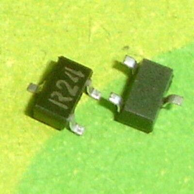 100 Pcs 2sc3356-r24 Sot-23 C3356 Microwave Low Noise Amplifier Npn Transistor