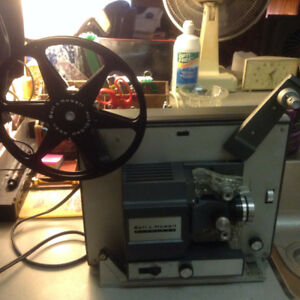 Vintage Bell & Howell 357Z Autoload Super 8mm Projector & Camera