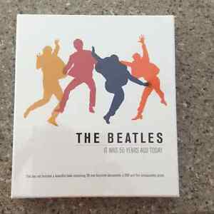 "BEATLES ""It was 50years ago"" new boxed set"