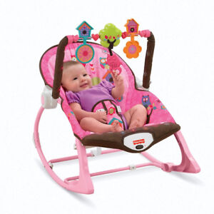 Fisher Price Infant Seat- -Rocker / Seat- Excellent Condition