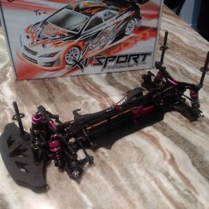 Sakura 3 Racing Xi Sport 1/10 Rc touring Car