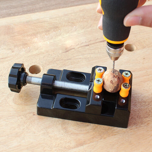 11in1Mini-Tabletop Vise Suction Vise Clamp for Hobby Jewelry