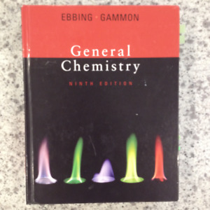 General Chemistry Ninth Edition Ebbing Gammon