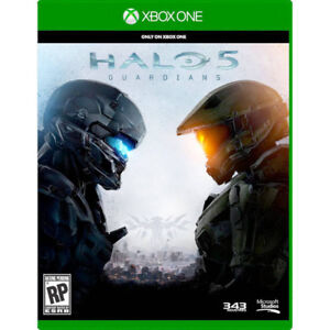 Halo 5 -- Xbox One -- Game Games