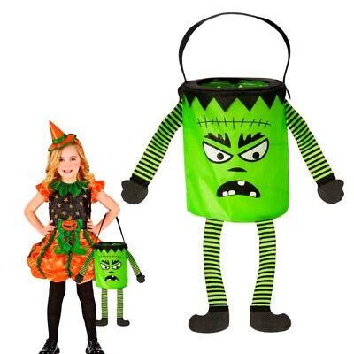 HALLOWEEN - MONSTER - BETTELTASCHE KINDER Kostüm Zubehör - Kinder Halloween Zubehör