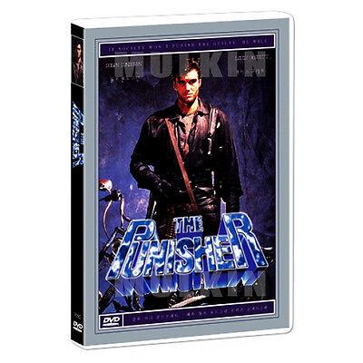 The Punisher (1989) DVD - Dolph Lundgren (New *Sealed *All Region)