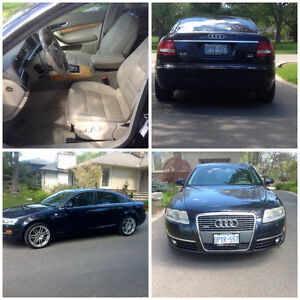 Super Sporty and Super Clean Audi A6 Quattro