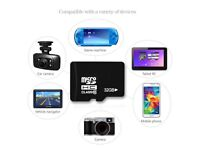 32GB Micro SD Card Class 10 TF SDHC Flash Memory Cards 32G For MobilPhone Tablet