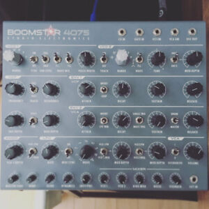 Boomstar 4075 Studio Electronics (upgraded)