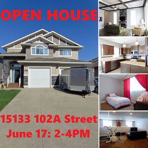 Open House Saturday June 17 2:00-4:00