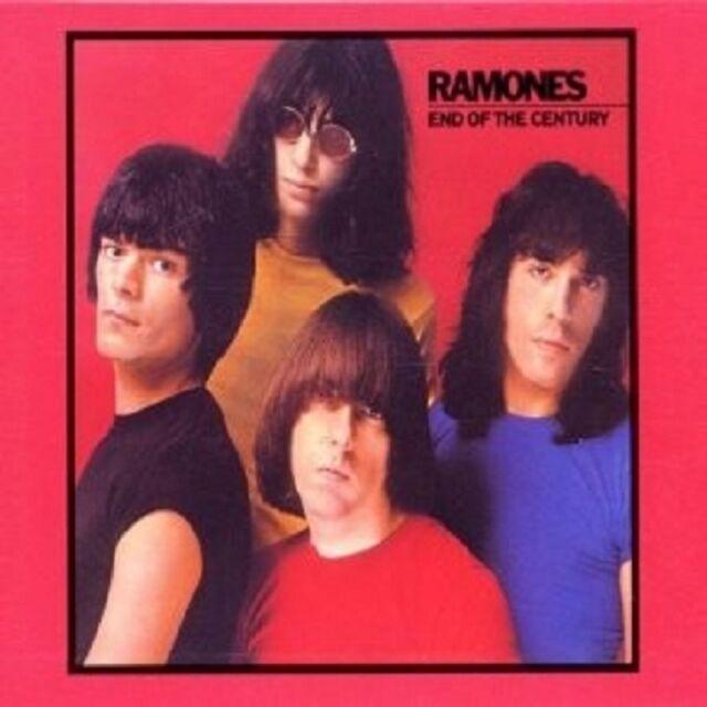 RAMONES - END OF THE CENTURY CD ROCK 19 TRACKS NEU