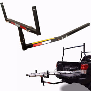Hitch Extender Rack Truck Pick up Bed  Ladder Canoe Snowblower