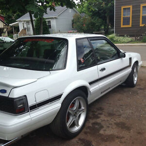1990 Ford Mustang lx Coupe (MINT SHAPE WAS $17000 NOW $15,500
