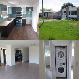 3 Bedroom - Steps to GO & Town Centre