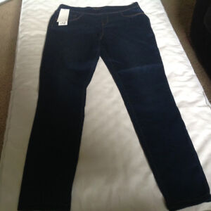 Brand new with tags jean jeggings