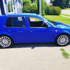 98 VW GOLF GTI RHD