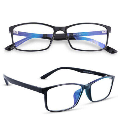 BLUE LIGHT Blocking FASHION Reader Computer Gaming Glasses for Men & (Mens Computer Glasses)