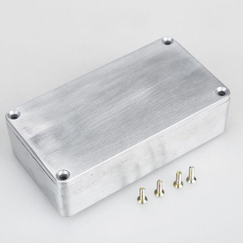 Aluminum Stomp Box Enclosure Guitar Cases Storage Holder Guitar  Accessor 1590B