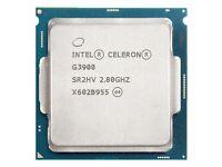 Intel G3900 processor skt 1151