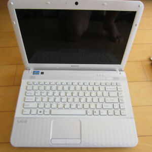 battery and keyboard Sony Vaio
