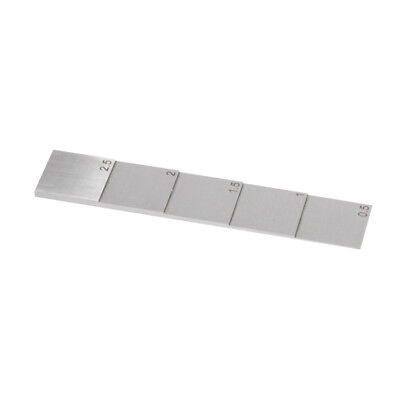 Yushi 5-step1018 Steel Calibration Block For Thickness Testing 0.5 1 1.5 2 2.5mm