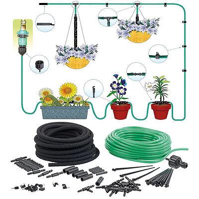 Pflanzen-Bewässerungs-System für Balkon, Terrasse und Gewächshaus