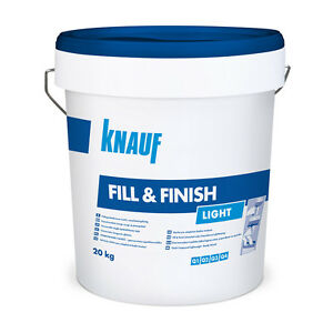 Knauf Fill & Finish Light Spachtelmasse Feinspachtel Plus 3 ehem. Sheetrock