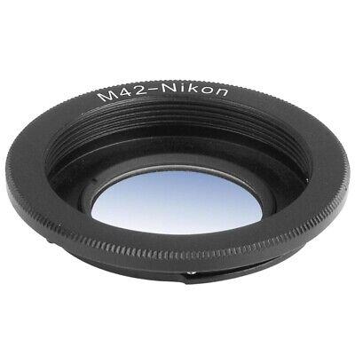 Adaptador de montura de lentes M42 42mm a Nikon D3100 D3000 D5000...