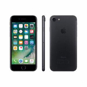 Iphone 7 32 Go Couleur Noir Mat