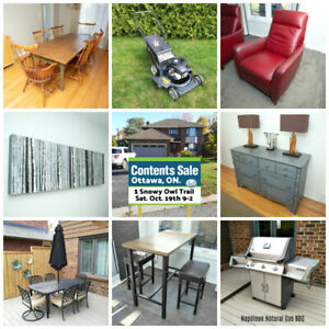 STITTSVILLE CONTENT SALE SATURDAY!
