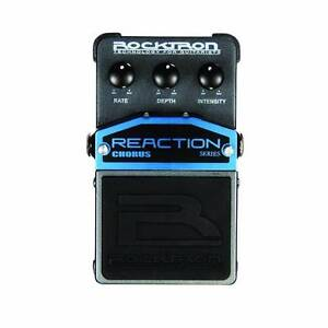 GUITAR PEDAL - ROCKTRON REACTION CHORUS SERIES Mount Lawley Stirling Area Preview