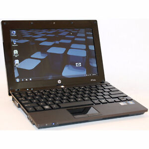 "HP Mini5102 Netbook WiFi Webcam 2GB RAM 60GB HDD 10.1"" Windows 7"