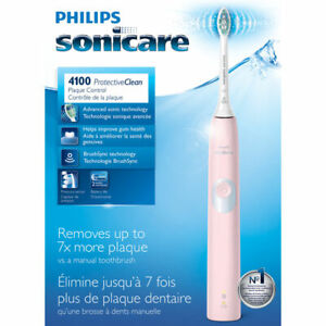 BNIB SONICARE ProtectiveClean 4100 Pink Electric Toothbrush