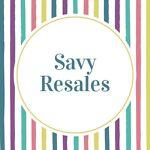 Savy Resales