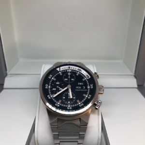 IWC Aquatimer Chronograph Steel