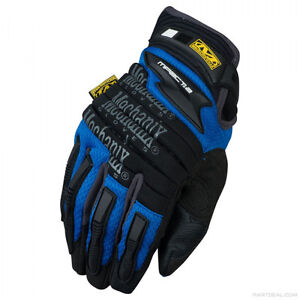 Mechanix Gloves M pact 2 Size extra large