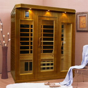 4 person Infrared Sauna - Brand new - Super Special Offer
