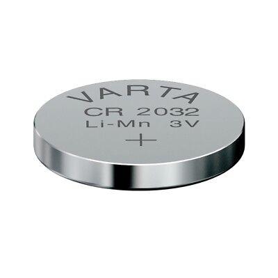 50x CR2032 Lithium Knopfzelle 3Volt CR 2032 VARTA
