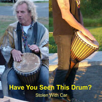 Have you Seen this Drum?