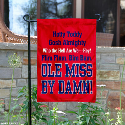 Ole Miss Hotty Toddy Garden Flag and Yard Banner](Ole Miss Flag)