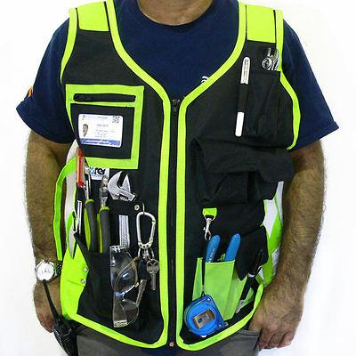 New Electrician Carpenter Framer Plumber Craftman Construction Tool Vest Bag etc