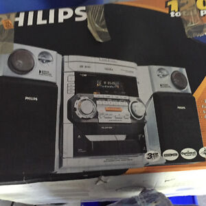 Philips Compact Stereo