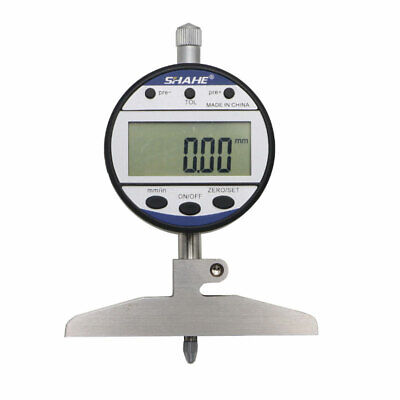 New Shahe Electronic Indicator Digital Depth Gauge 0-100mm Data Output
