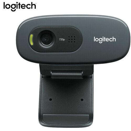 Logitech C270 Webcam, HD 720p, 60° Sichtfeld, Fester Fokus, NEU-OVP