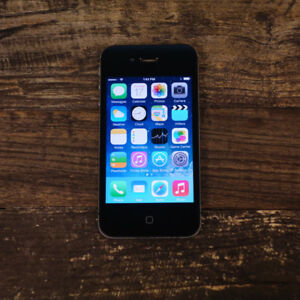 LIKE NEW IPhone 4S 32GB + Accessories+Unlocked ONLY $59