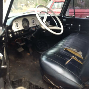 62 Mercury Rare  One Piece Body Hot Rod Pickup Truck London Ontario image 5